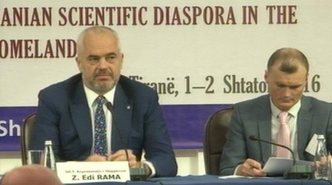 Integrimi i Diasporës Shkencore Shqiptare