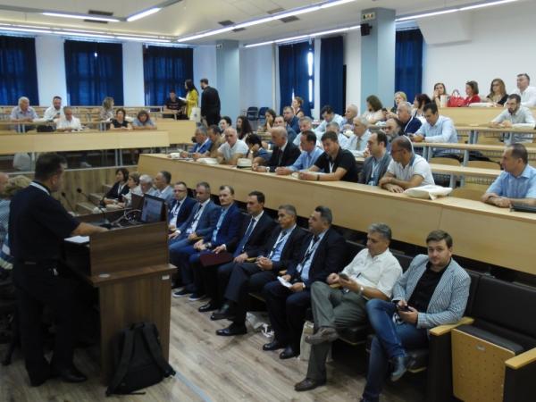 Në UEJL Shkup u mbajt takimi i XIII-të i Alb-Shkencës
