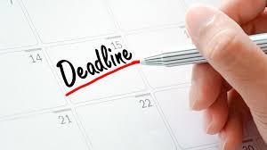 Afatet për dërgimin e përmbledhjeve për takimin Alb-Shkenca 2020